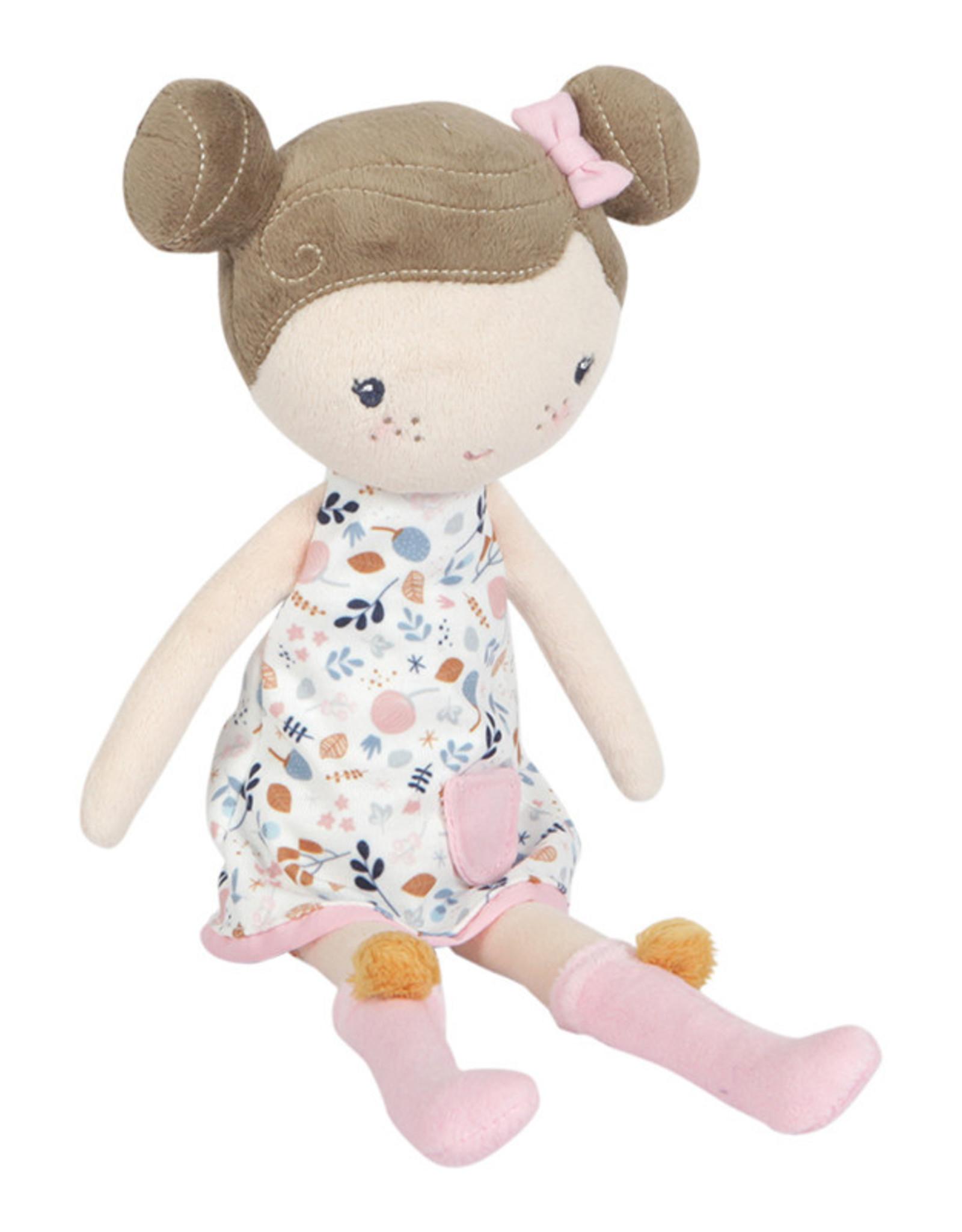 Little Dutch Little Dutch knuffelpop Rosa 35 cm
