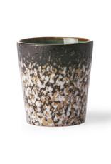HKliving HKliving 70's Ceramics Mug Mud