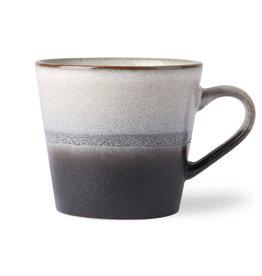 HK living HK Living 70's Ceramic Cappuccino mug Rock