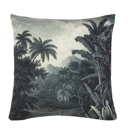 HKliving HKliving Printed Cushion Jungle (45x45 cm)