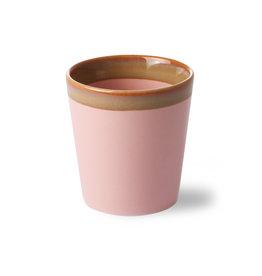 HKliving HKliving 70's Ceramics Mug Pink