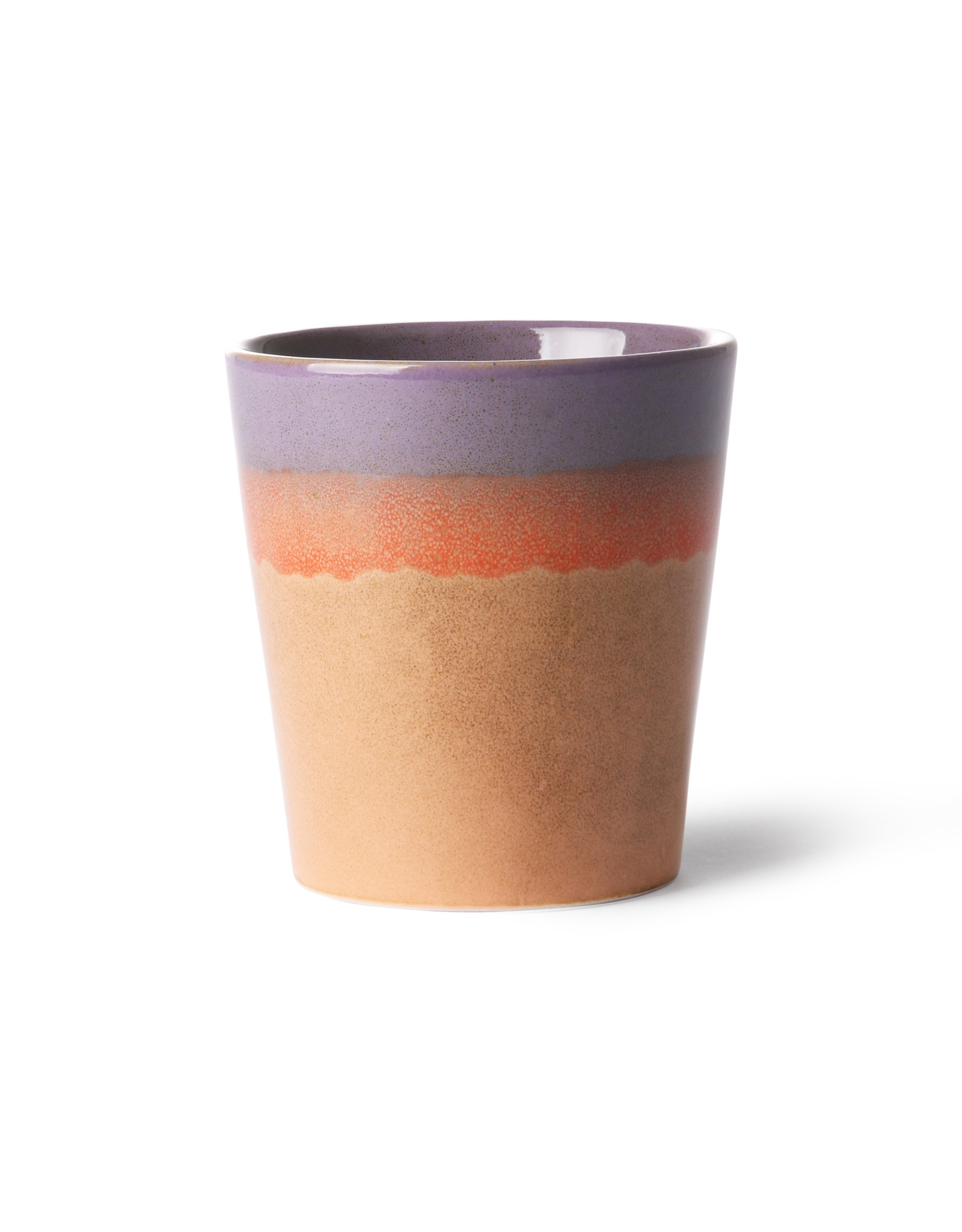 HKliving HKliving 70's Ceramics Mug Sunset