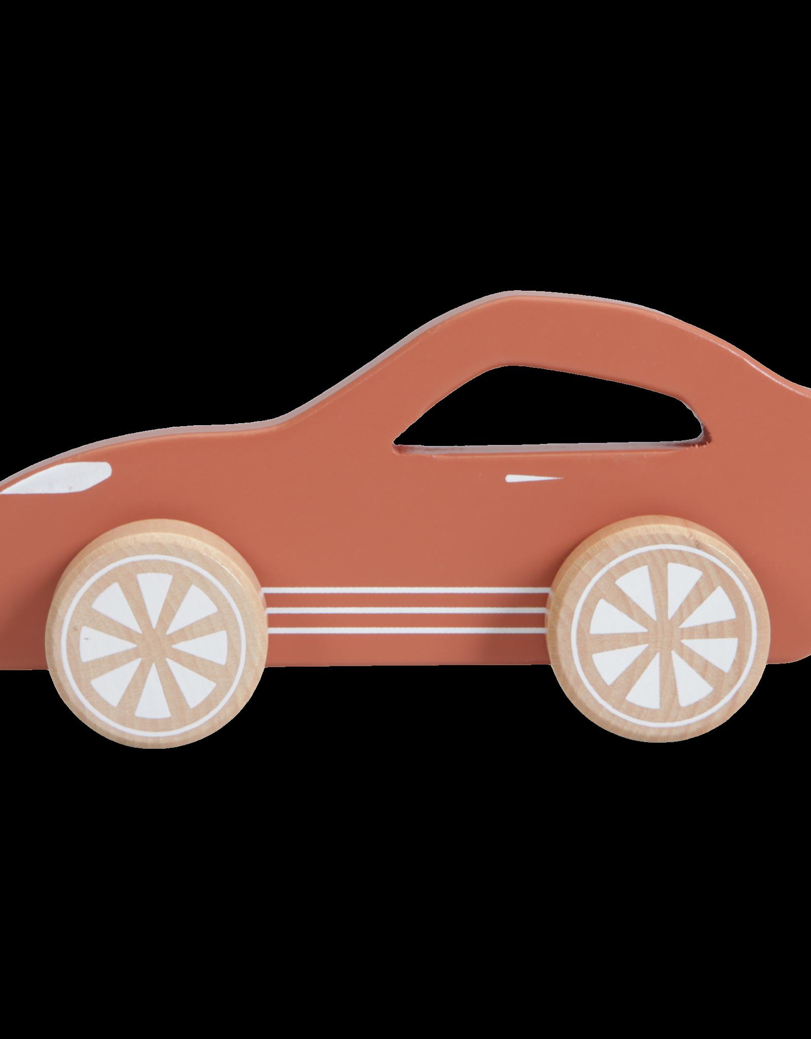 Little Dutch Little Dutch houten sportauto