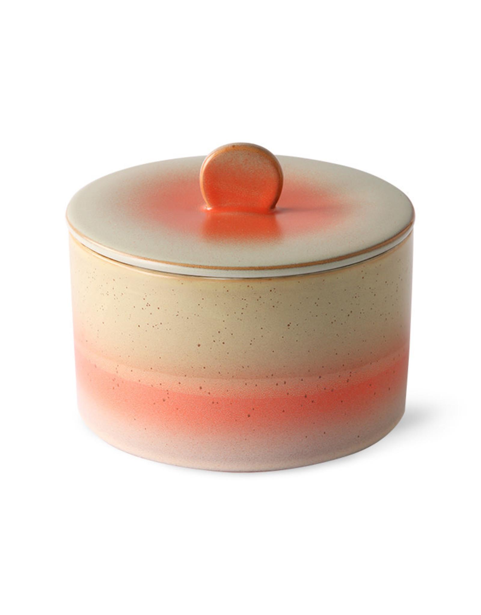 HKliving HKliving 70's Ceramics Cookie Jar Venus