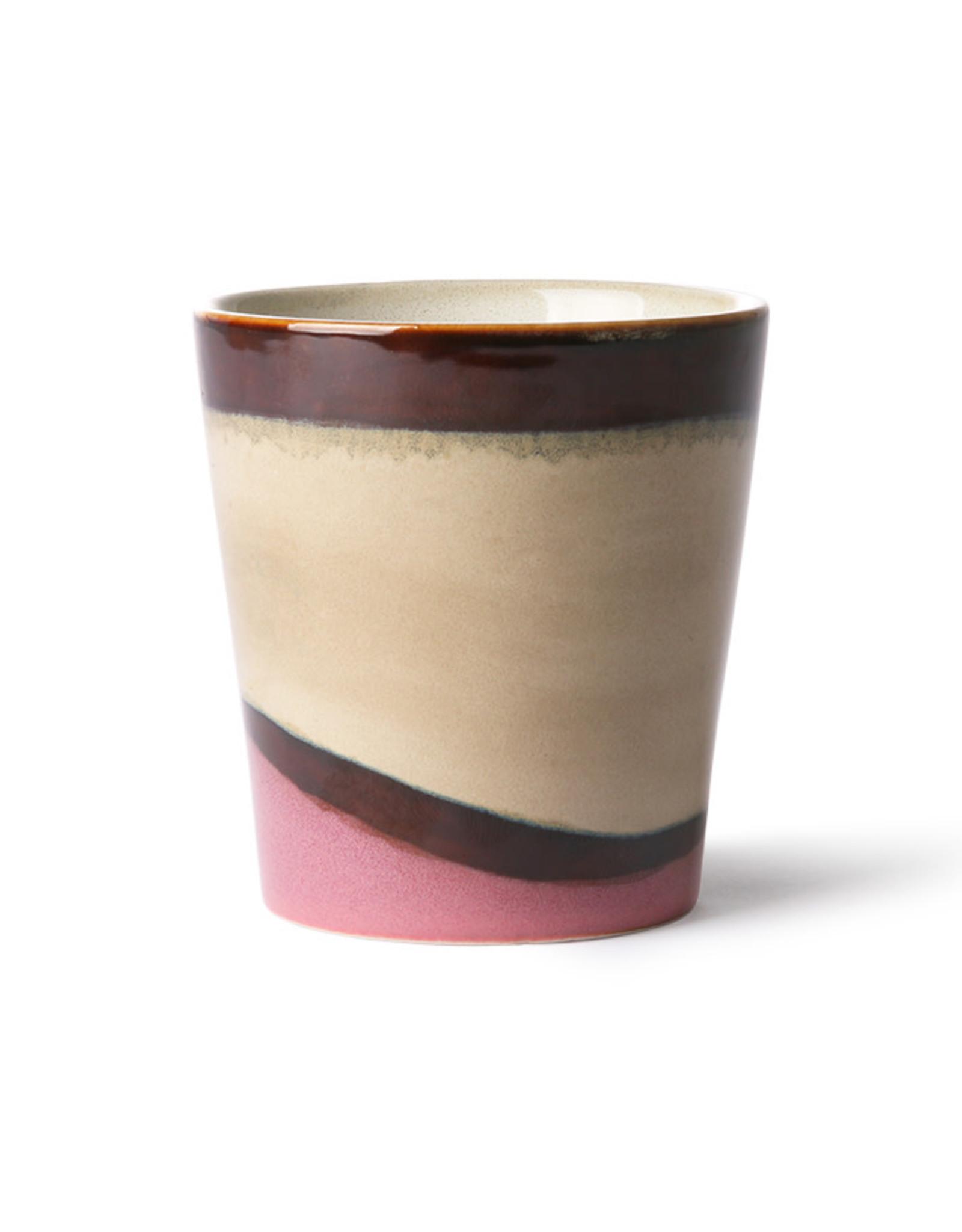 HKliving HKliving 70's Ceramic's Mug Dunes