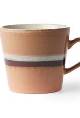 HKliving HKliving 70's Ceramic's Cappuccino Mug Stream