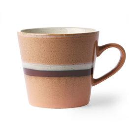 HKliving HKliving 70's Ceramics Cappuccino Mug Stream