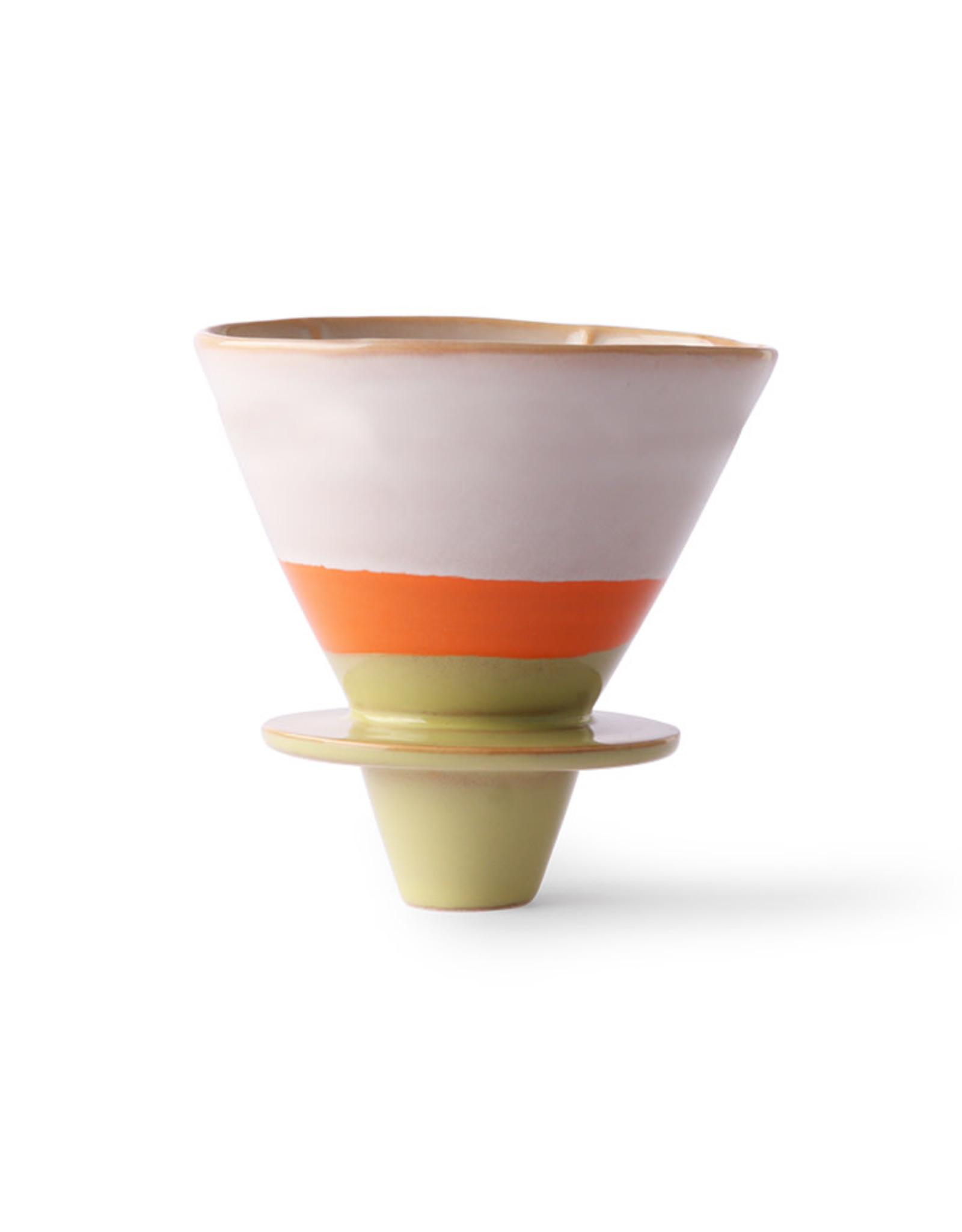 HKliving HKliving 70's Ceramics Coffee Filter