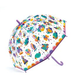 Djeco Djeco Umbrella Lovely Rainbow