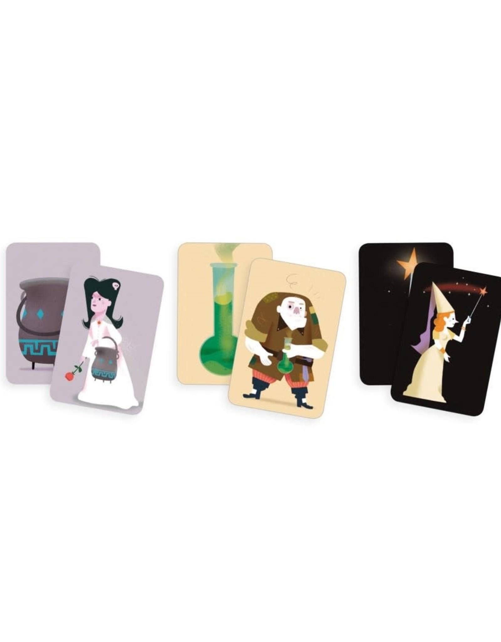 Djeco Djeco kaartspel Magic School