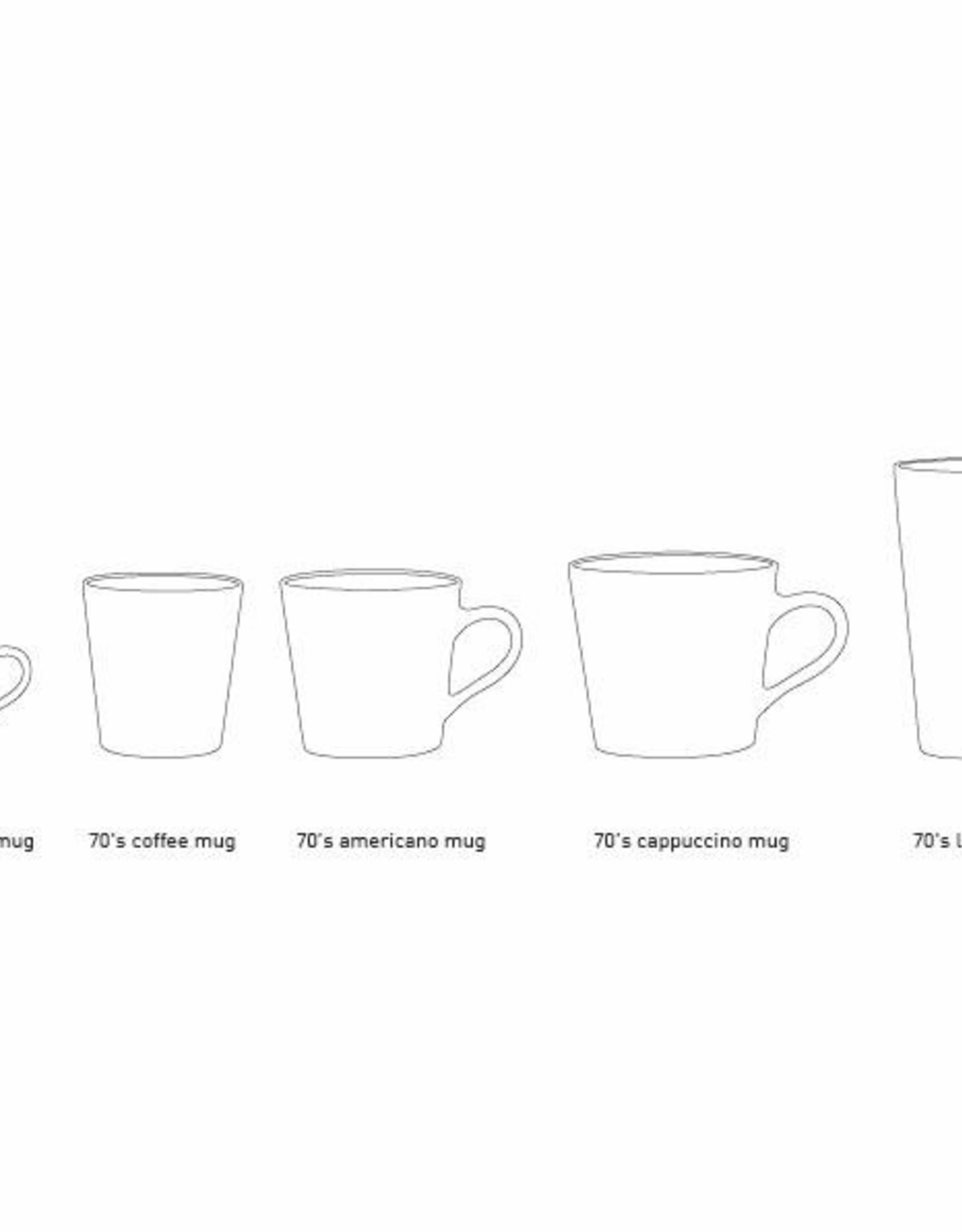HKliving HKliving Ristretto Mugs (set van 4)
