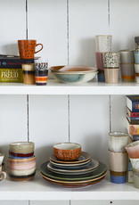 HKliving HKliving 70's Ceramics Ristretto Mugs (set van 4)
