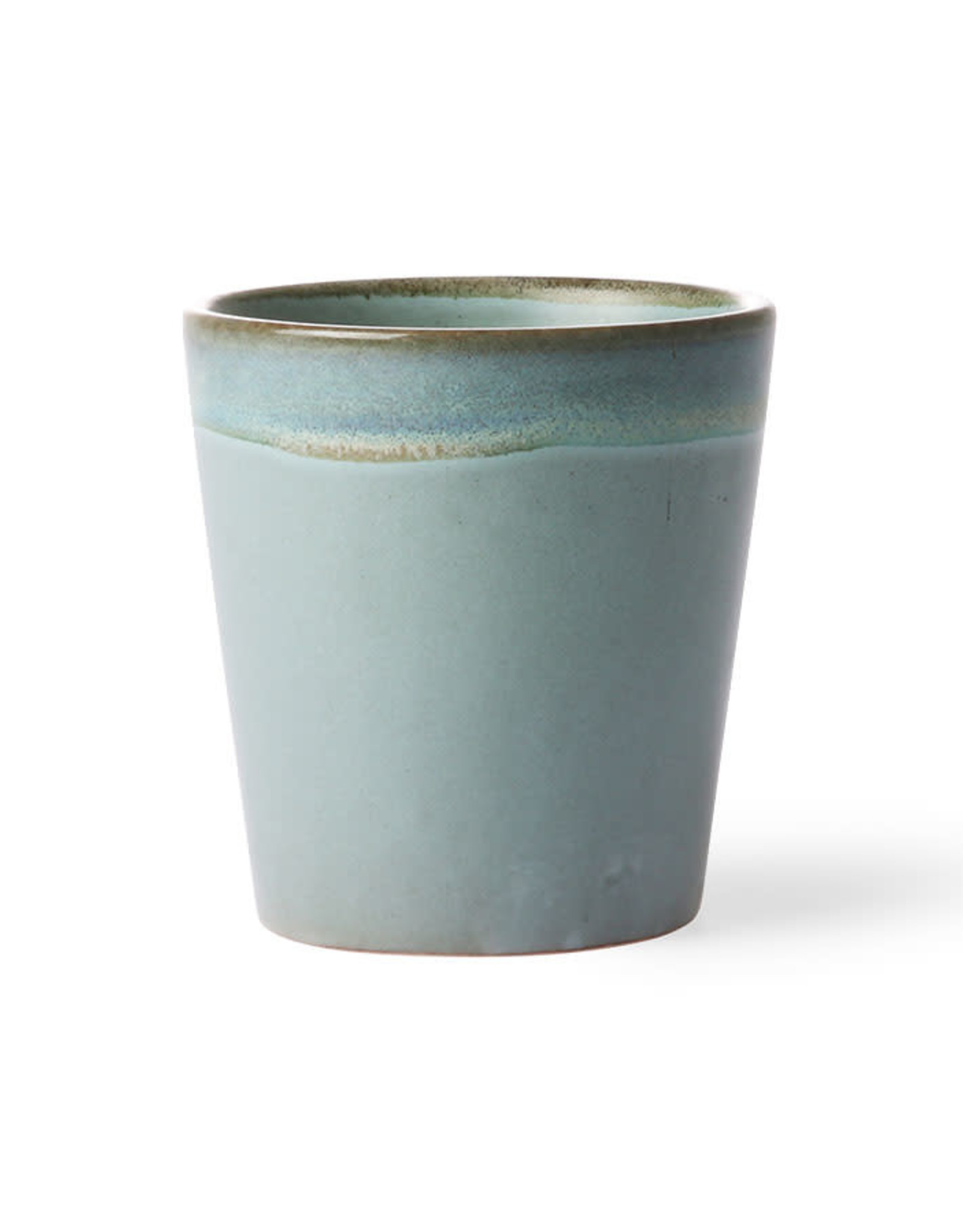 HKliving HKliving 70's Ceramics Mug Moss