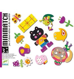 Djeco Djeco Minimatch Playingcards