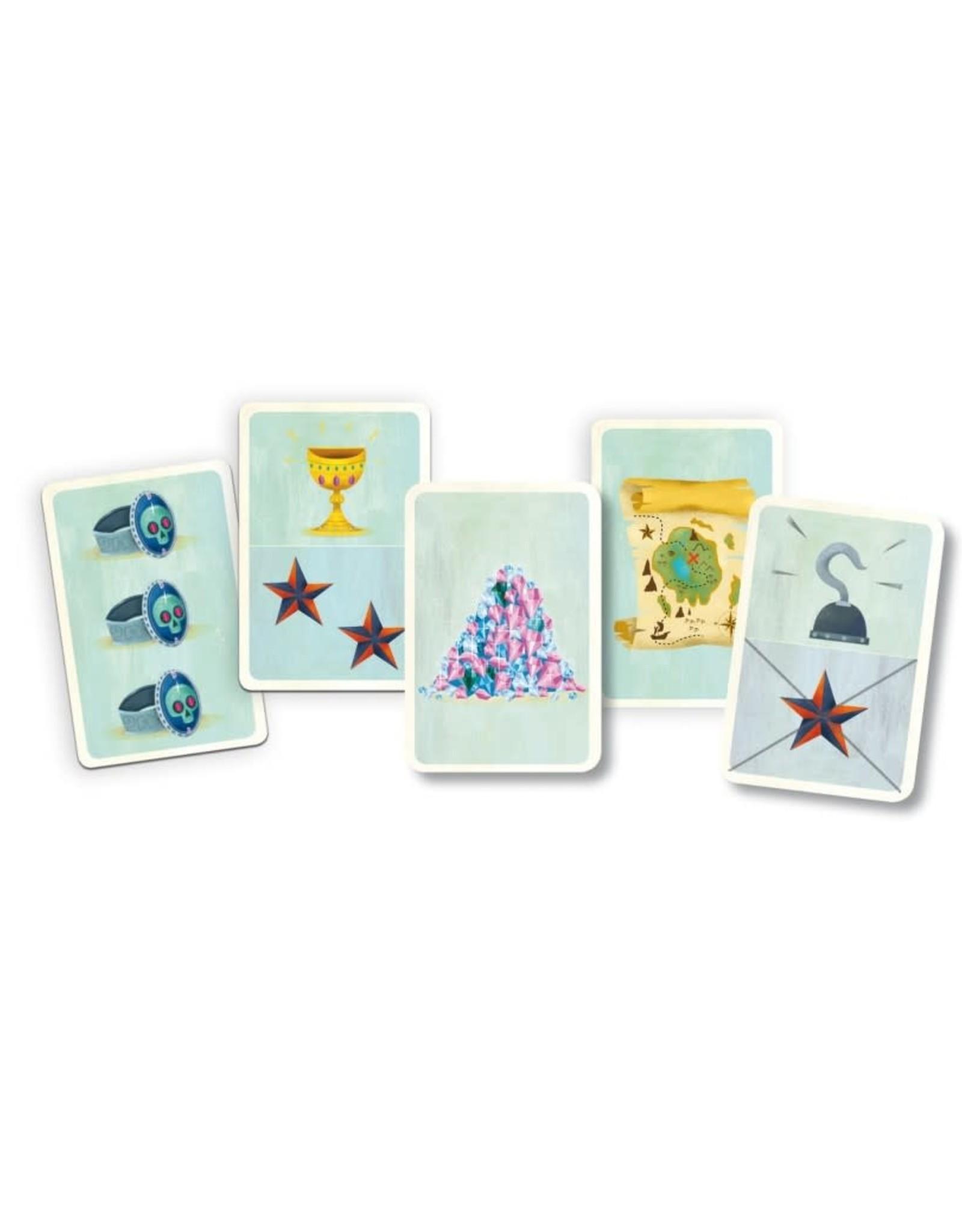 Djeco Djeco Playing Cards Trézors