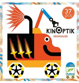 Djeco Djeco Kinoptik Vehicles