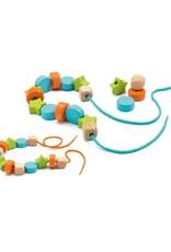 Djeco Djeco Beads Filacolor kralenketting