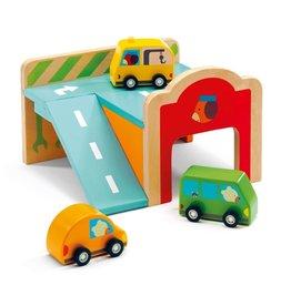 Djeco Djeco Mini Garage