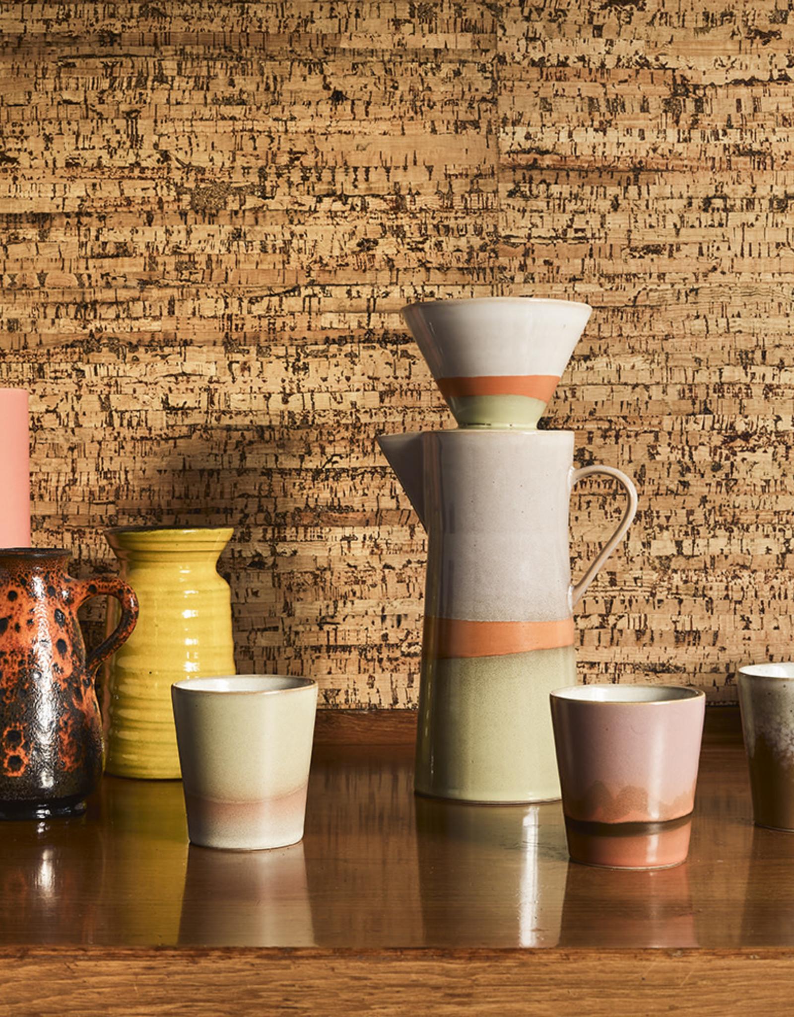 HKliving HK Living 70's ceramic mug mars