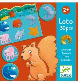 Djeco Djeco Animals Lotto