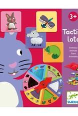 Djeco Djeco Tactilo Lotto  Animals