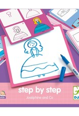 Djeco Djeco Step By Step Josephine & Co