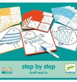 Djeco Djeco Step By Step Graff & Co