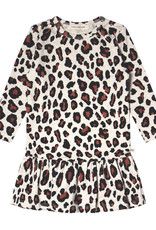 Your Wishes Your Wishes Leopard Shift Dress