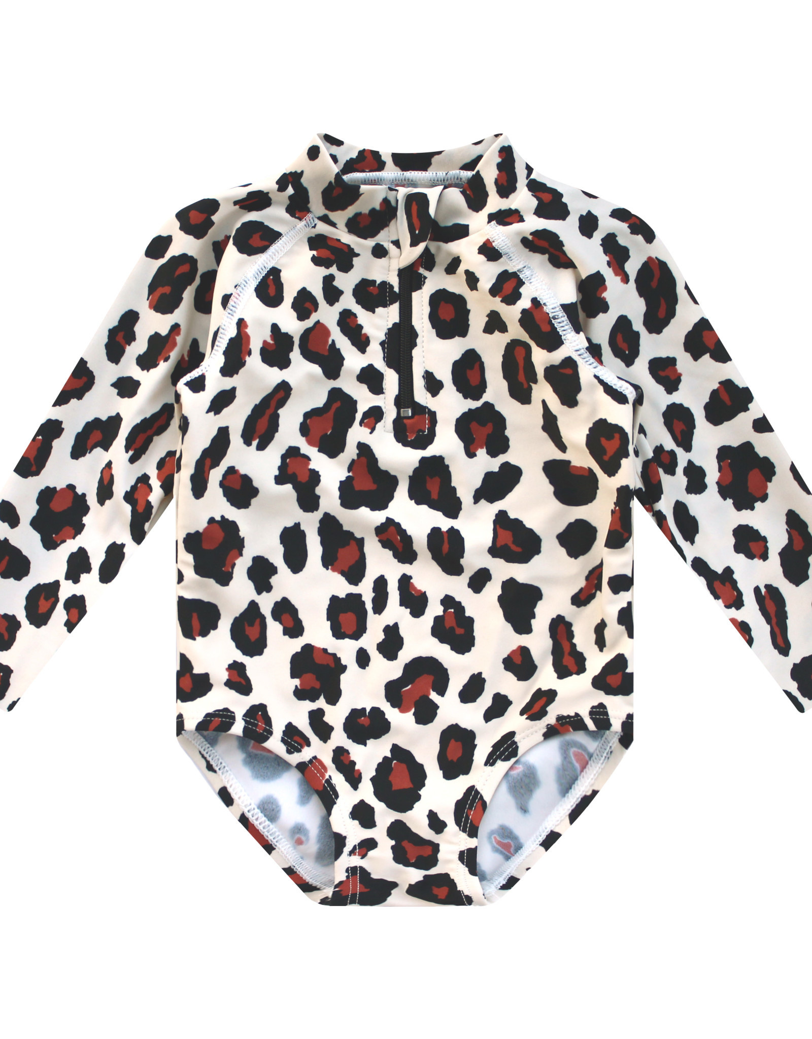 Your Wishes Your Wishes Leopard Bodysuit