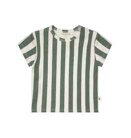 Your Wishes Your Wishes Bold Stripes Loose Tee