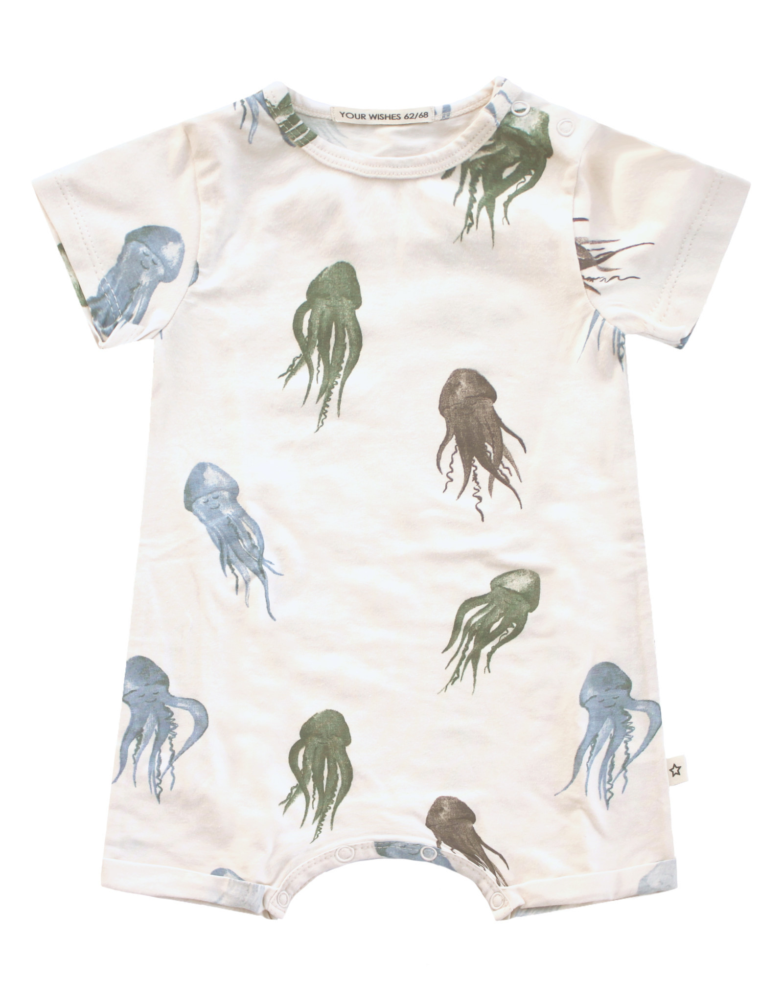 Your Wishes Your Wishes Jellyfish Onesie