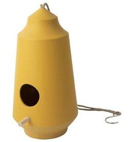 Gusta Gusta vogelhuisje geel