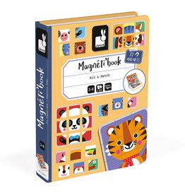 Janod Janod Magneti'book  Mix&Match