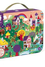 Janod Janod puzzel in koffer sprookjes