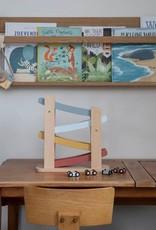 Little Dutch Little Dutch  houten autobaan Pure & Nature
