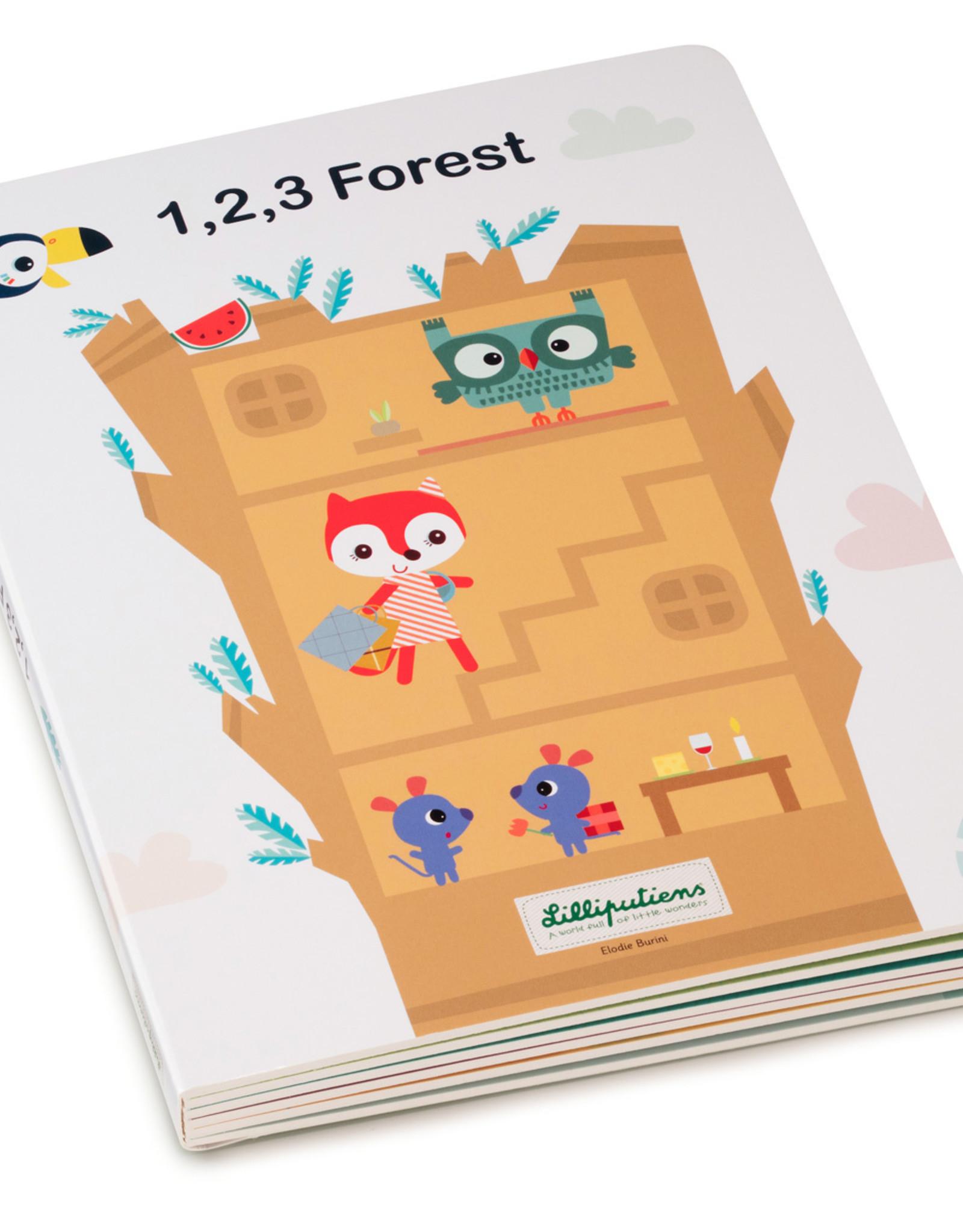 Lilliputiens Lilliputiens 123 Forest