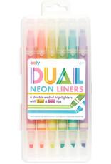 Ooly Ooly Dual Liners Neon