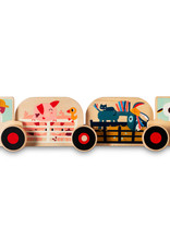 Lilliputiens Lilliputiens Bouwset Tractor