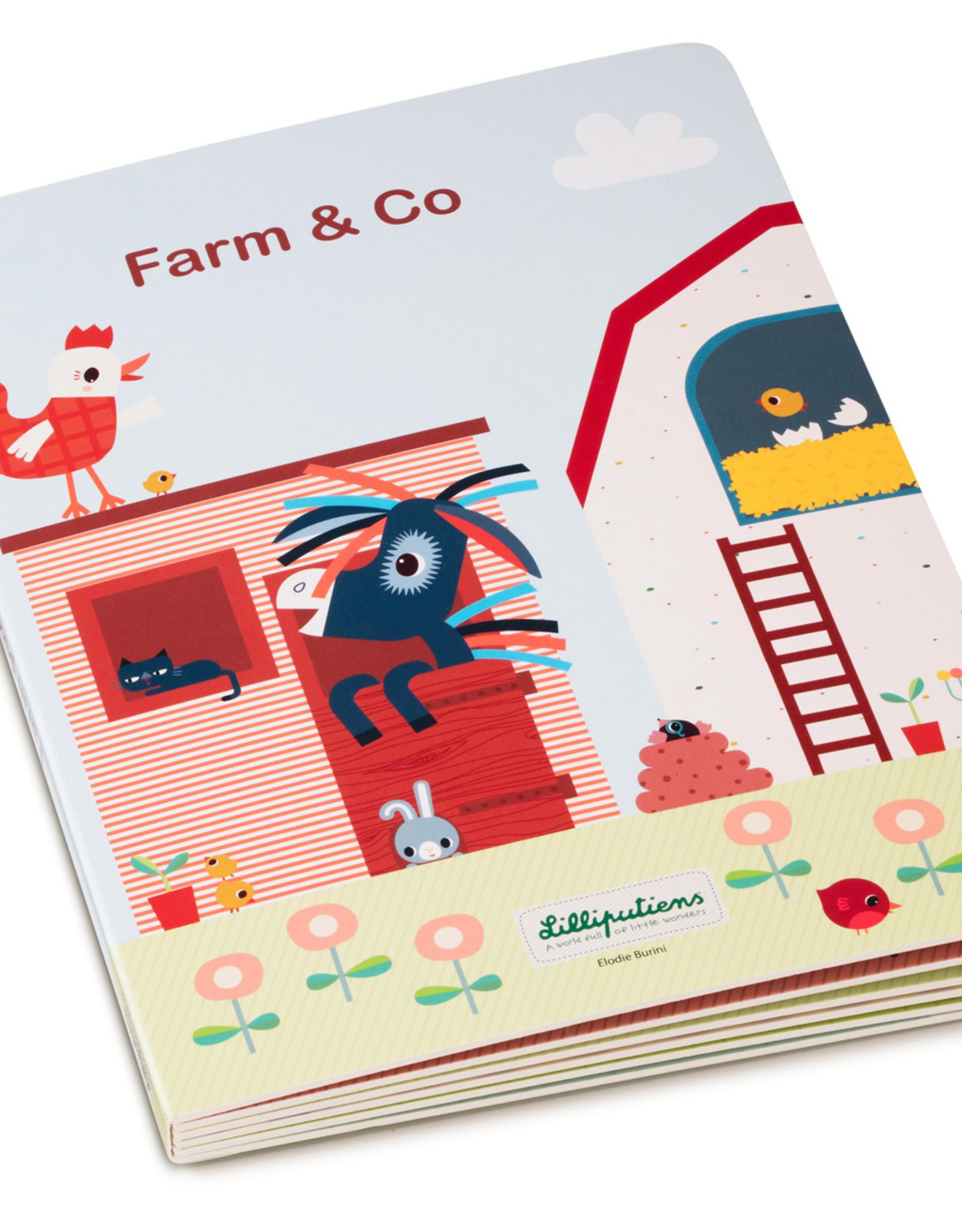 Lilliputiens Lilliputiens Farm & Co
