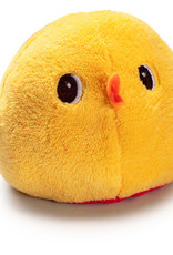 Lilliputiens Lilliputiens omkeerbare knuffel kip Paulette