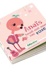 Lilliputiens Lilliputiens omkeerboekje Anaïs