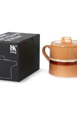 HKliving HKliving 70's Ceramics  Tea Pot Stream
