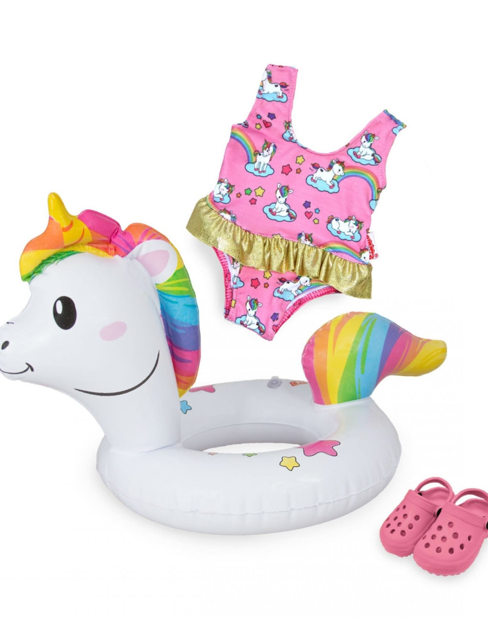 Heless Heless Unicorn zwemset