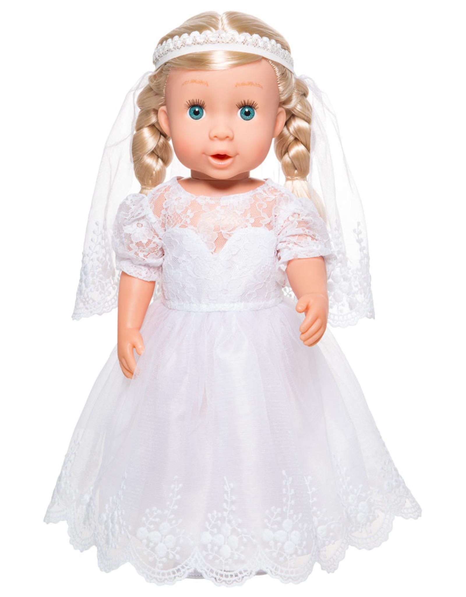 Heless Bruidsjurk voor Gordi Doll