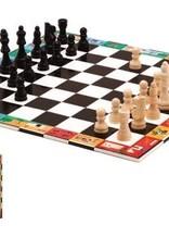 Djeco Djeco Classic Game - Schaken en dammen