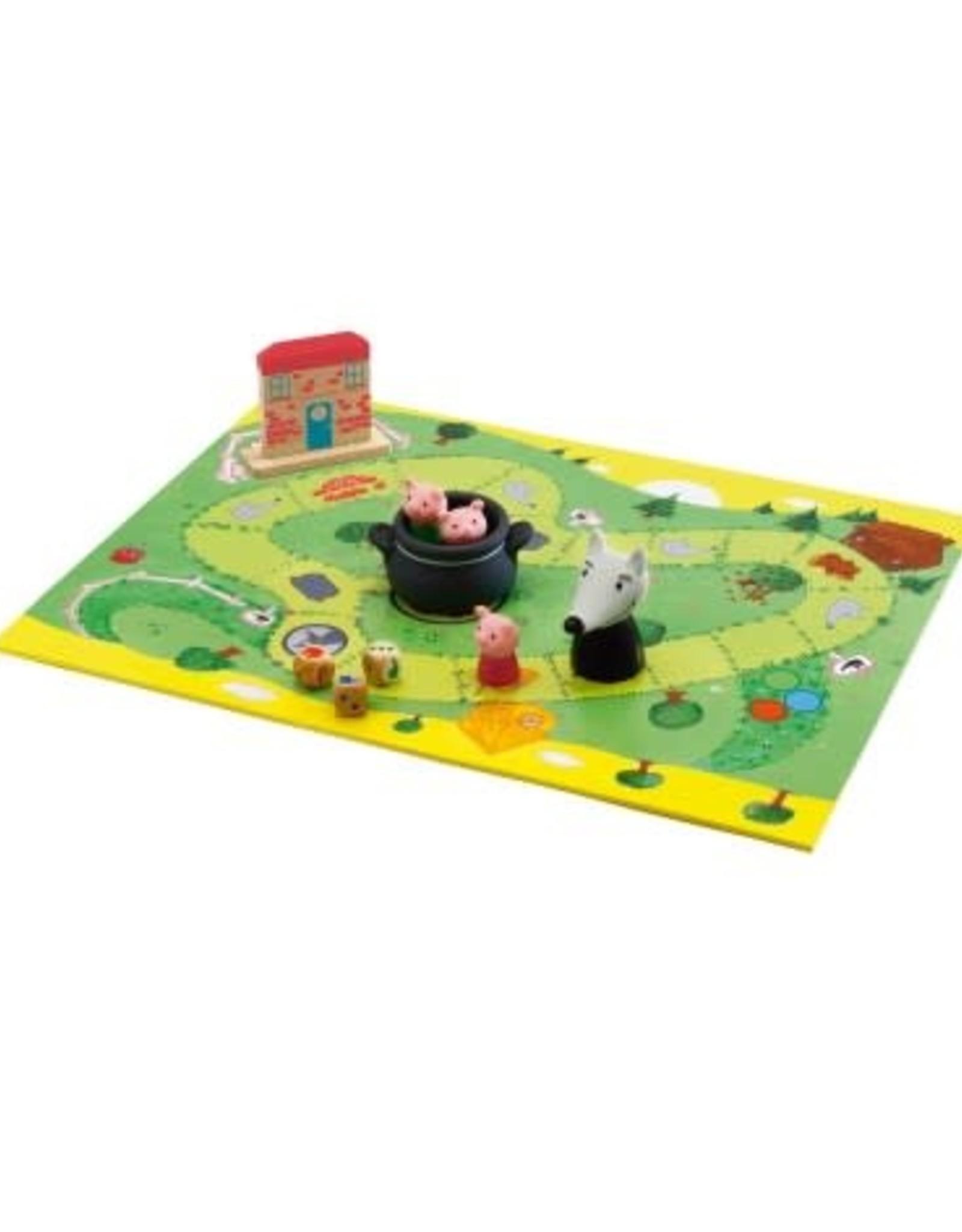 Djeco Djeco Game - Woolfy