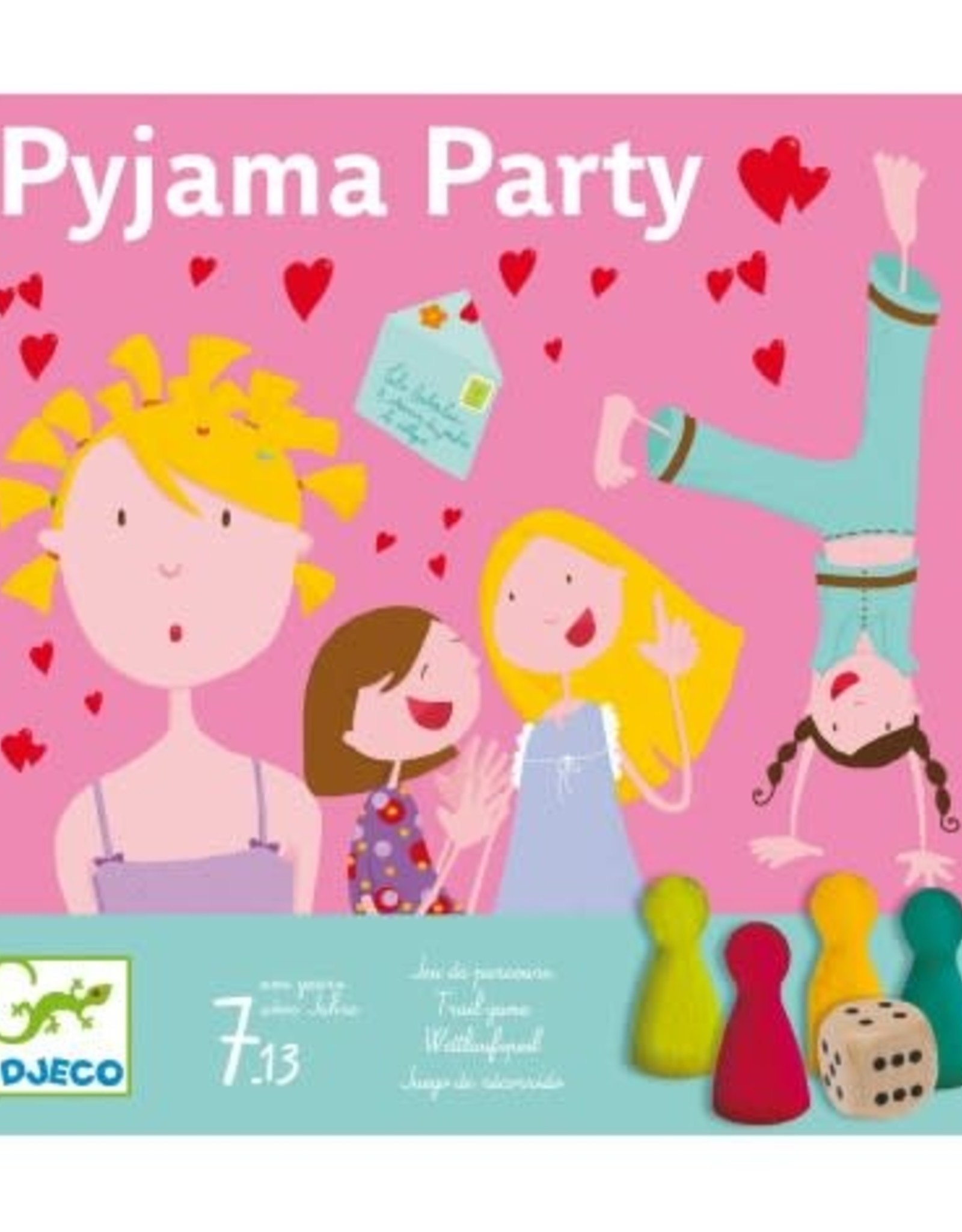 Djeco Djeco Game Pyjama Party
