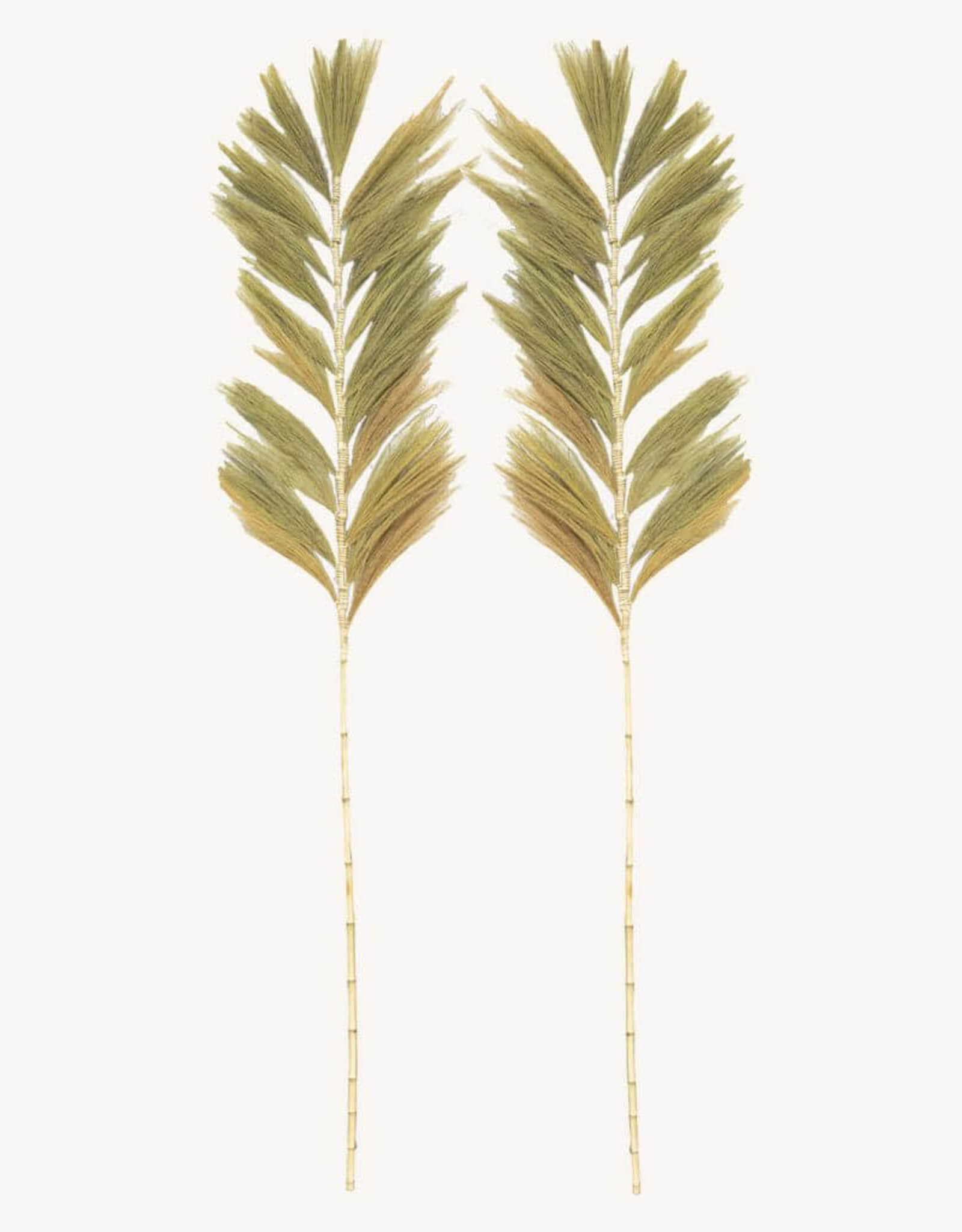 Doing Goods Doing Goods Wavy Palm Leaf
