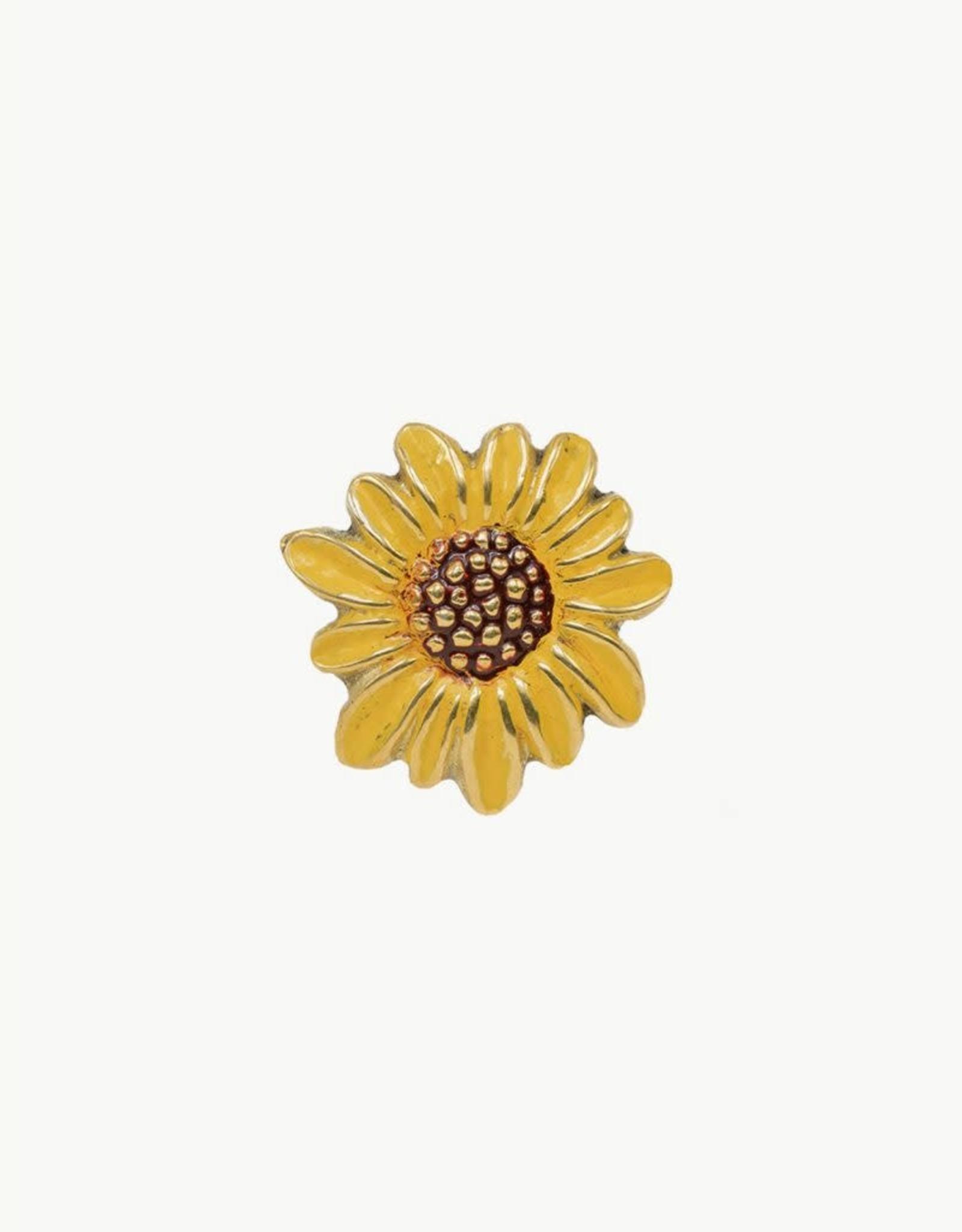 Doing Goods Doing Goods Sunny Sunflower Knob