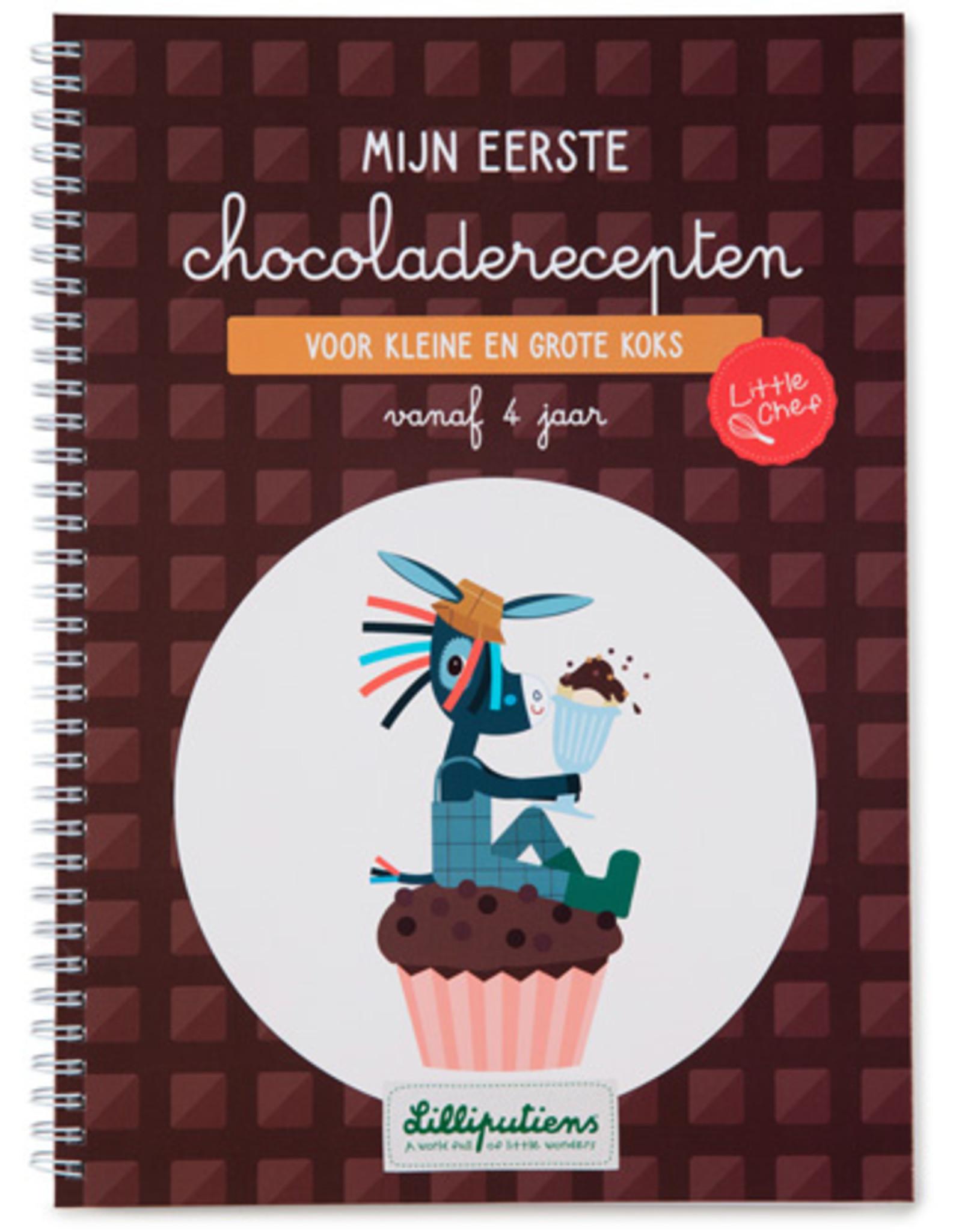 Lilliputiens Lilliputiens Mijn eerste chocolade recepten
